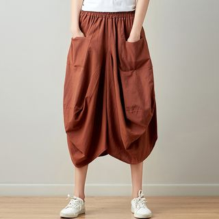 Pocketed Midi Skirt from Epoch