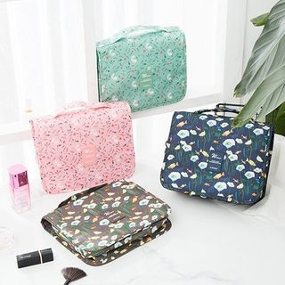 Patterned Toiletry Bag from Evorest Bags