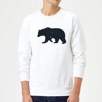 Florent Bodart Bear Sweatshirt - White - M - White from FLORENT BODART