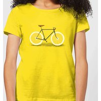 Florent Bodart Citrus Lemon Women's T-Shirt - Yellow - XL - Yellow from FLORENT BODART