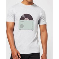 Florent Bodart High Fidelity Men's T-Shirt - Grey - L - Grey from FLORENT BODART