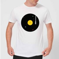 Florent Bodart Music Everywhere Men's T-Shirt - White - XL - White from FLORENT BODART