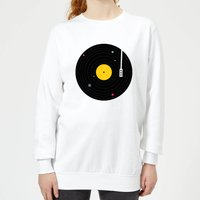 Florent Bodart Music Everywhere Women's Sweatshirt - White - XXL - White from FLORENT BODART
