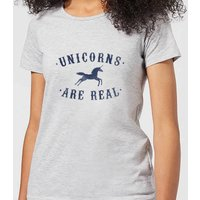 Florent Bodart Unicorns Are Real Women's T-Shirt - Grey - XL - Grey from FLORENT BODART