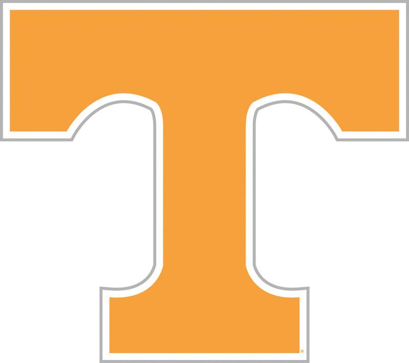 "Tennessee Volunteers 12"" Vinyl Magnet from FREMONT DIE, Inc."