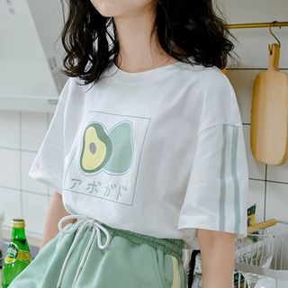 Printed Short-Sleeve T-Shirt from Fairyland