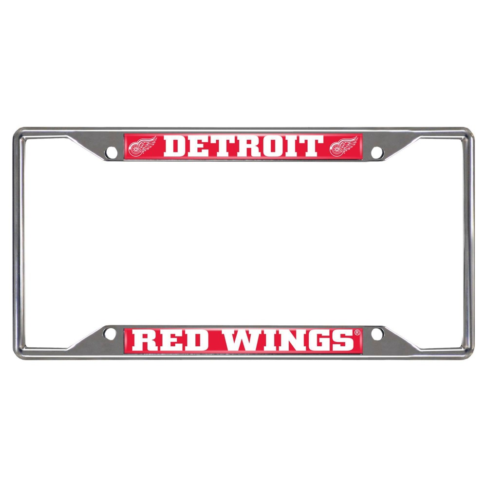 Detroit Red Wings Fanmats License Plate Frame from Fanmats