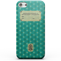 Harry Potter Ravenclaw Text Book Phone Case for iPhone and Android - Samsung Note 8 - Snap Case - Matte from Harry Potter