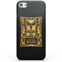 Fantastic Beasts Text Book Phone Case for iPhone and Android - Samsung S7 Edge - Snap Case - Matte from Fantastic Beasts