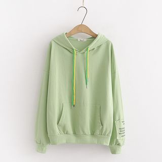 Applique Hoodie from Fashion Street