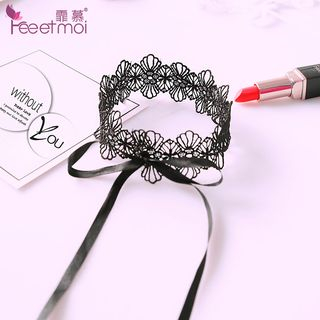 Lace Choker from Femmu