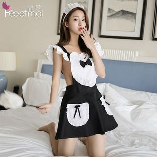 Maid Lingerie Costume Set from Femmu