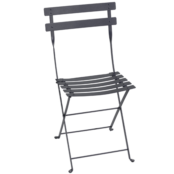 Fermob Bistro Metal chair, anthracite from Fermob
