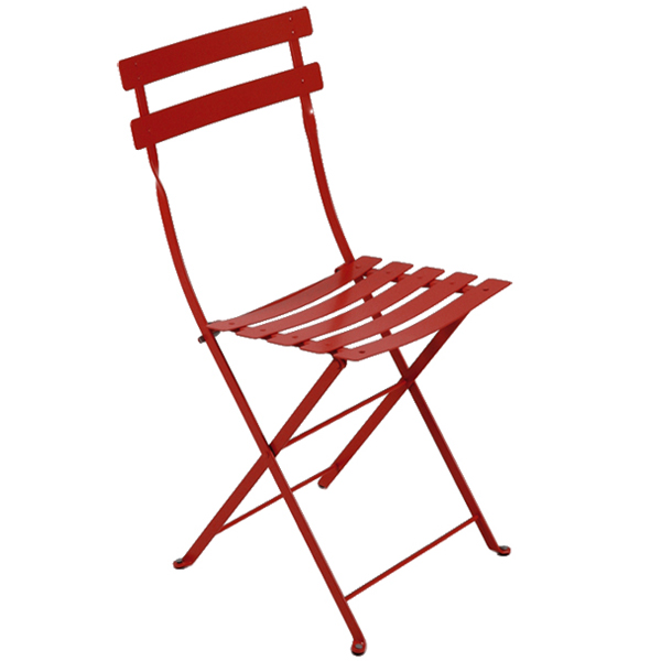 Fermob Bistro Metal chair, chili from Fermob