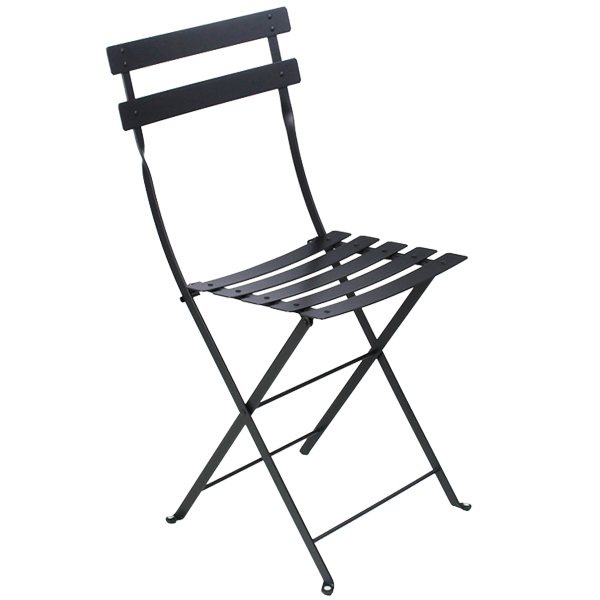 Fermob Bistro Metal chair, liquorice from Fermob