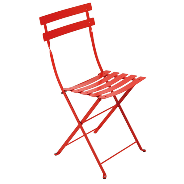 Fermob Bistro Metal chair, poppy from Fermob