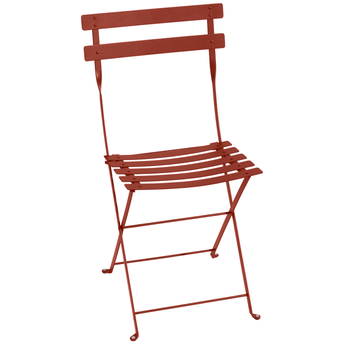 Fermob Bistro Metal chair, red ochra from Fermob