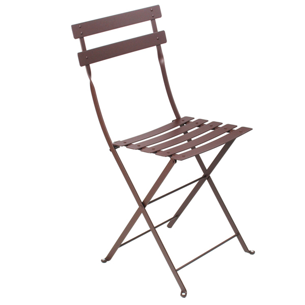 Fermob Bistro Metal chair, russet from Fermob