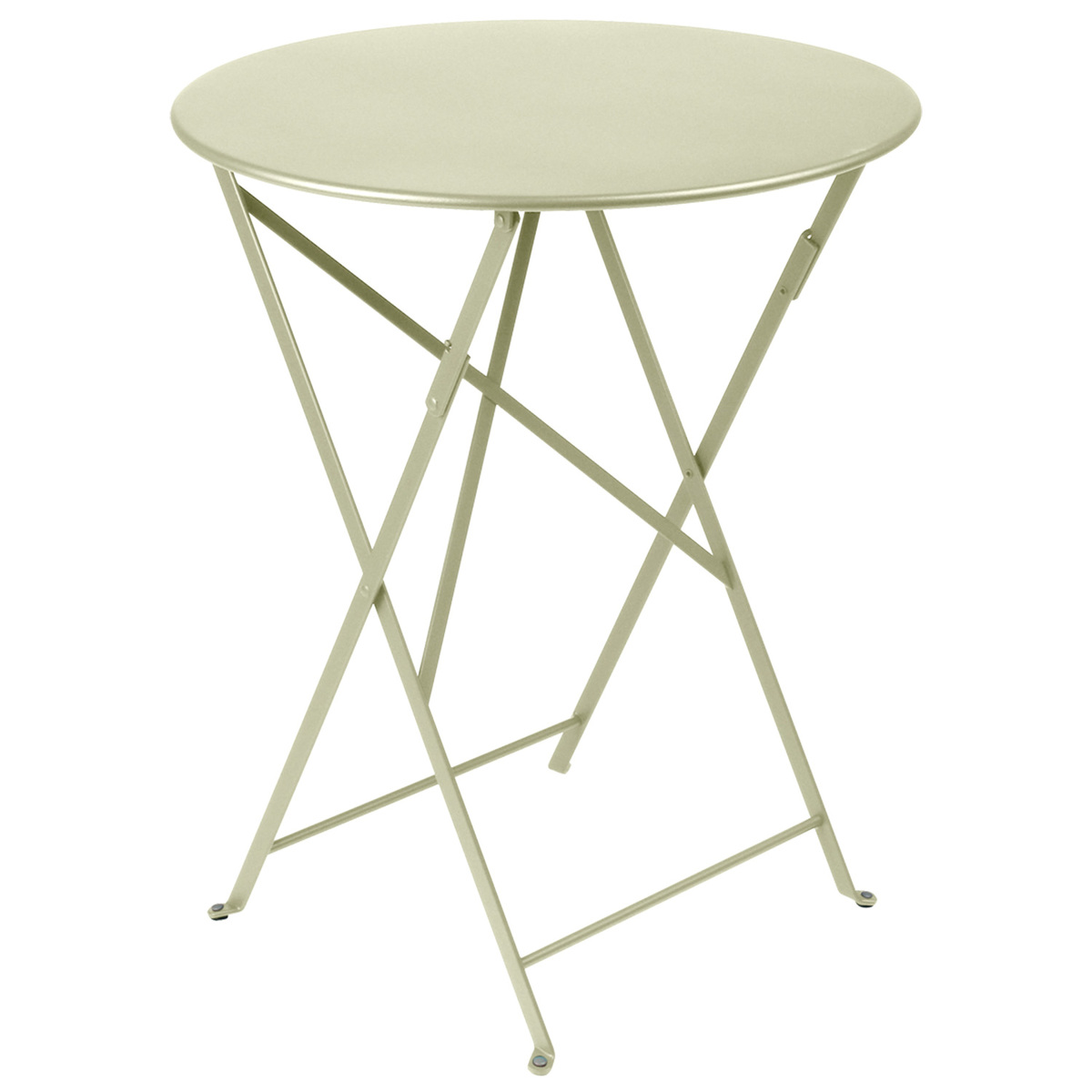 Fermob Bistro table 60 cm, willow green from Fermob