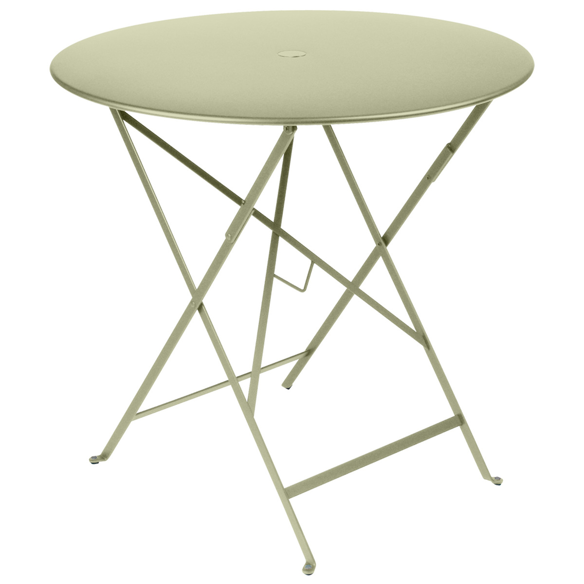 Fermob Bistro table 77 cm, willow green from Fermob