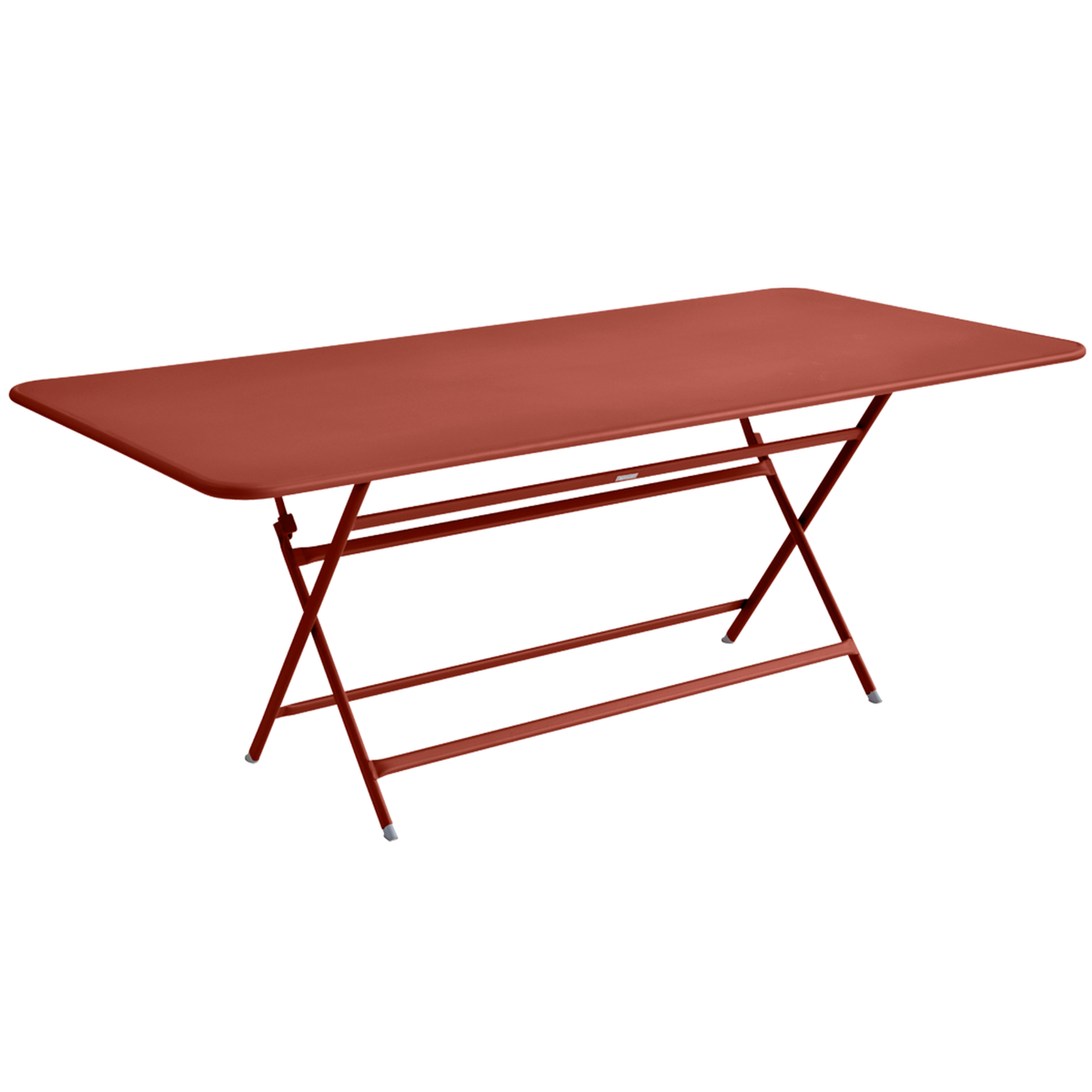 Fermob Caractere table 90 x 190 cm, red ochre from Fermob