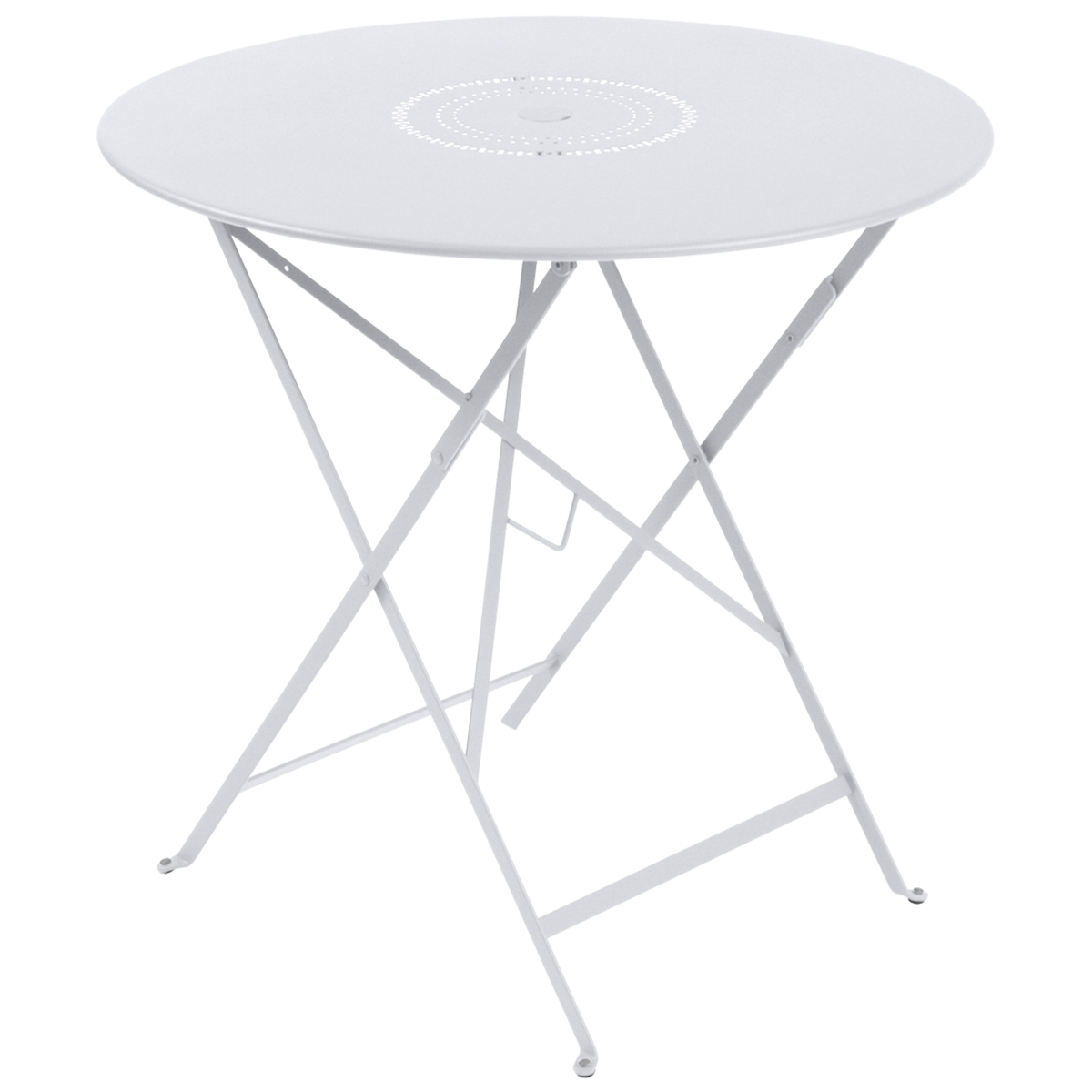 Fermob Floreal table 77 cm, cotton white from Fermob
