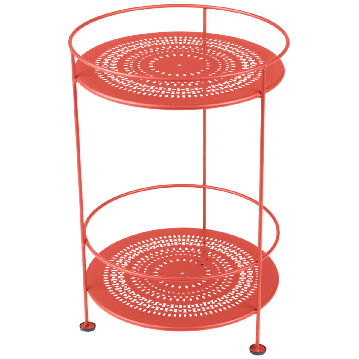 Fermob Guinguette table, capucine from Fermob