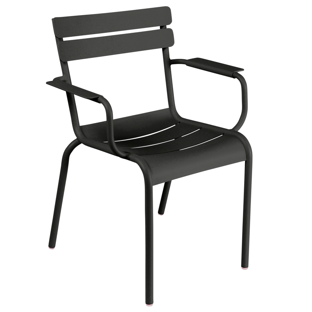 Fermob Luxembourg armchair, liquorice from Fermob