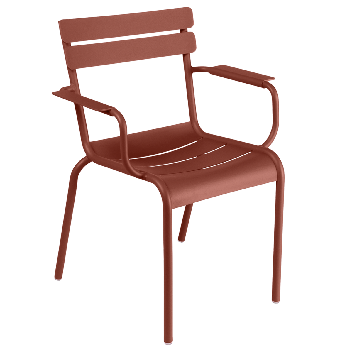 Fermob Luxembourg armchair, red ochre from Fermob