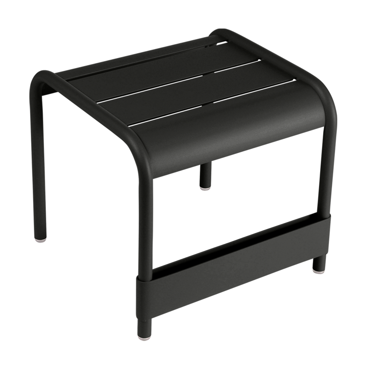 Fermob Luxembourg table/footrest, liquorice from Fermob