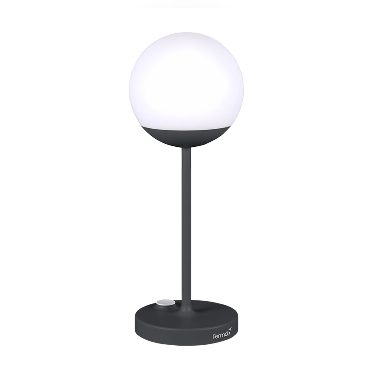 Fermob Mooon! table lamp, anthracite from Fermob