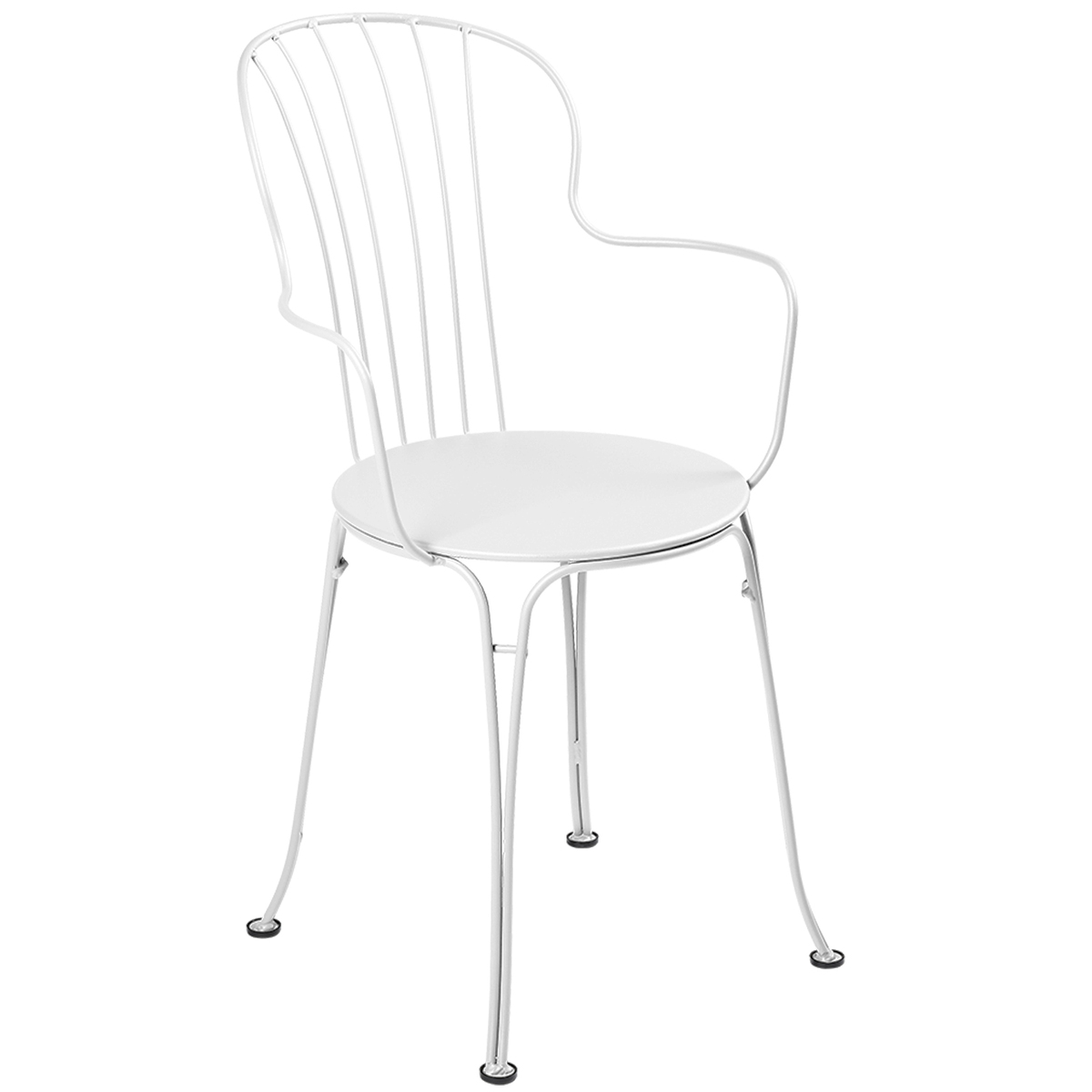 Fermob Opéra+ armchair, cotton white from Fermob