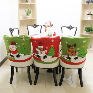 Christmas Chair Slipcover from Fiesta