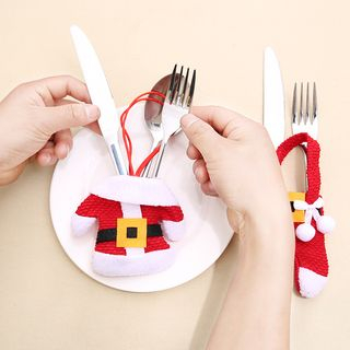 Christmas Cutlery Case from Fiesta