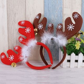 Christmas Deer Horn Headband from Fiesta