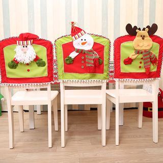 Christmas Fabric Chair Cover from Fiesta