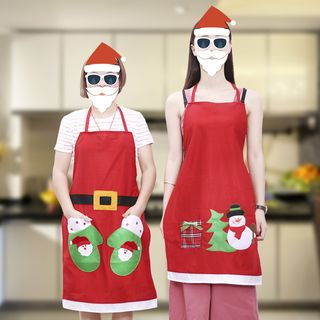 Christmas Print Apron (various designs) from Fiesta