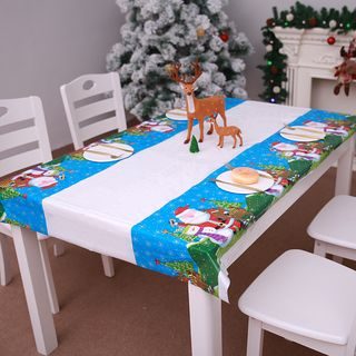Christmas Table Cloth from Fiesta