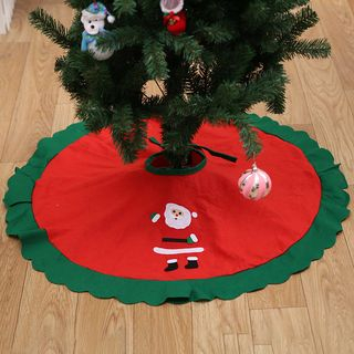 Christmas Tree Skirt from Fiesta