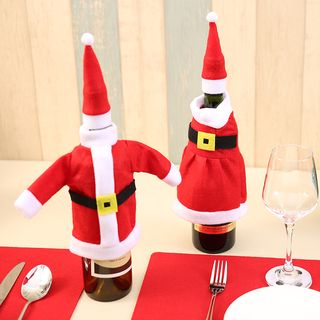 Christmas Wine Bottle Cover (various designs) from Fiesta