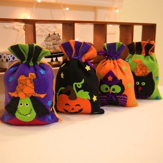 Halloween Drawstring Pouch from Fiesta