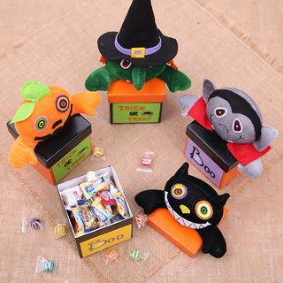 Halloween Paper Candy Box (various designs) from Fiesta