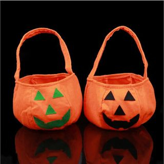 Halloween Pumpkin Sweet Bag from Fiesta