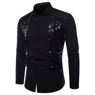 Sequined Shirt from Fireon