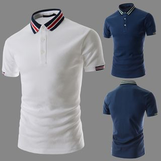Short Sleeve Polo Shirt from Fireon