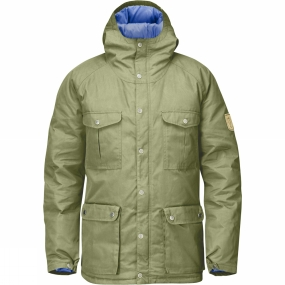 Men's Greenland Down Jacket from Fjallraven
