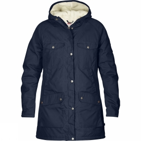 Womens Greenland Winter Parka from Fjallraven