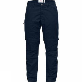 Womens High Coast Zip-Off Trousers from Fjallraven