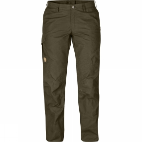 Womens Karla Pro Trousers Curved from Fjallraven