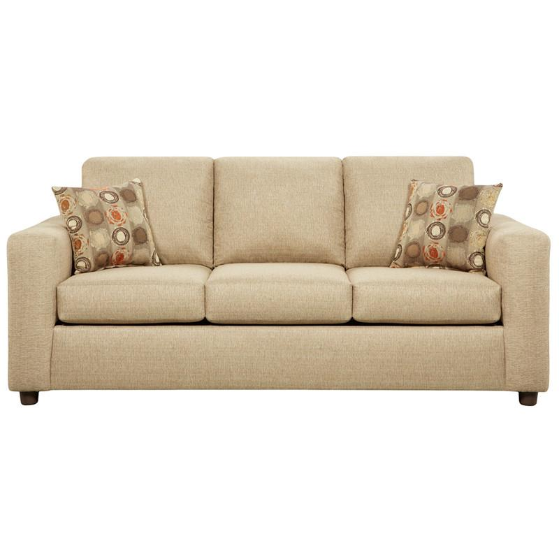 Flash Furniture 3603VIVIDBEIGE-GG Exceptional Designs Vivid Beige Fabric Sofa from Flash Furniture